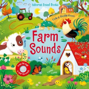 Farm Sounds - Noisy Book