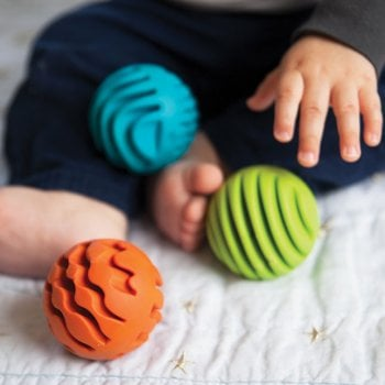 Sensory Rollers Textured Balls