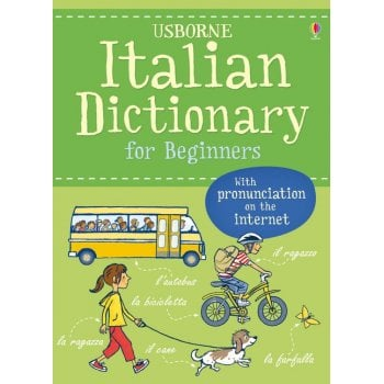 Usborne Italian Dictionary for Beginners book