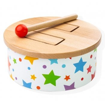 Wooden Star Drum