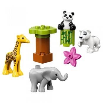 Lego Duplo - Baby Animals