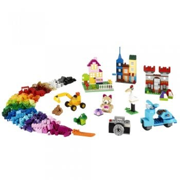 Lego Classic - Large Creative Brick Box