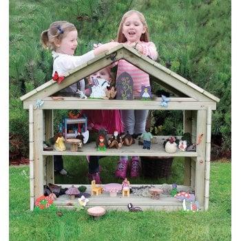 Woodland Hideaway Outdoor Dolls House*