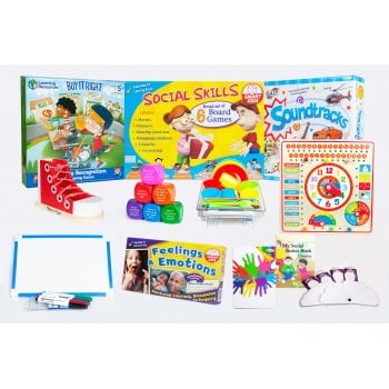 Life Skills For Children Buddy Set*