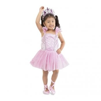 Melissa And Doug Ballerina Role Play Costume Melissa And