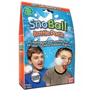 Snoball Play Battle Pack - Make over 60 Snowballs