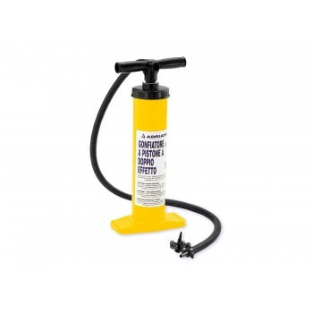 Track Pump - Handheld Pump for Inflatable Balls