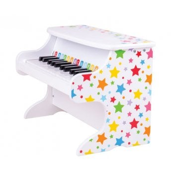 Star Table Top Childrens Piano