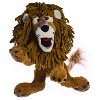 Puppet Company Carl the Lion Puppet- Storytelling puppet