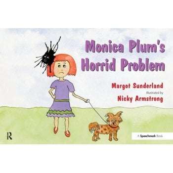 Monica Plums Horrid Problem - A Book for Children of Troubled Parents