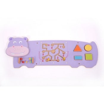 Hippo Activity Wall Panel Toy*