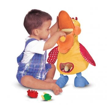Hungry Pelican Fine Motor Learning Toy