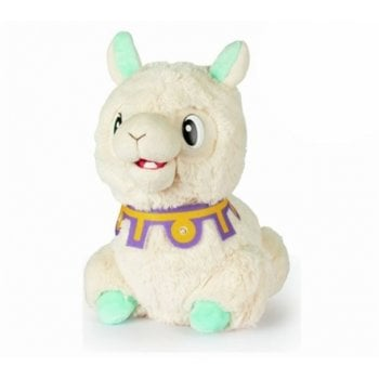 Switch Adapted Toy Cuddly Llama (Switch not Included)