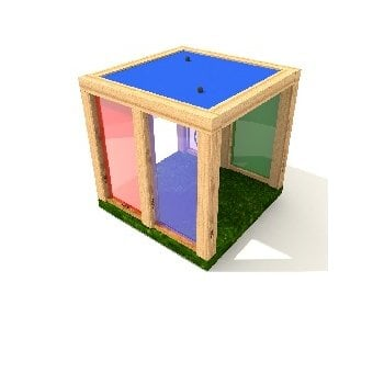 Sensory Light Cube Tunnel with Play Feature*