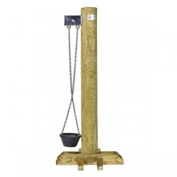 Outdoor Pulley and Bucket*