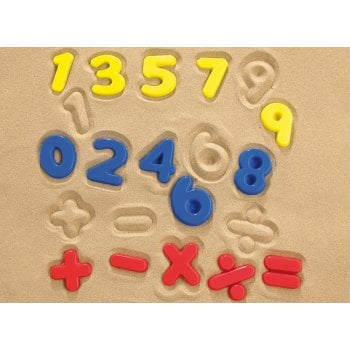 Learning Resources Numbers & Operations Sand Moulds