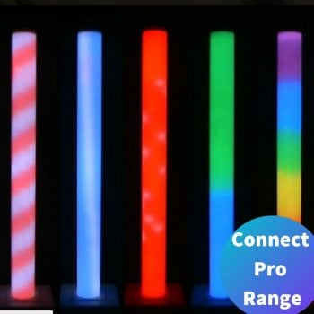 Connect Pro LED Column 1.8M - Interactive (Bracket Included)*
