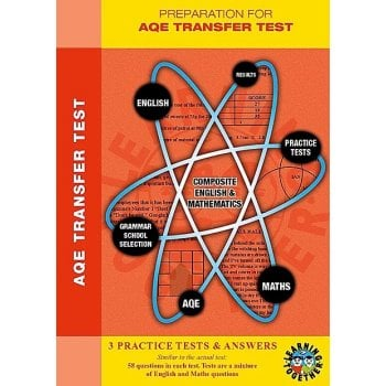 AQE Transfer Test Papers - English & Maths
