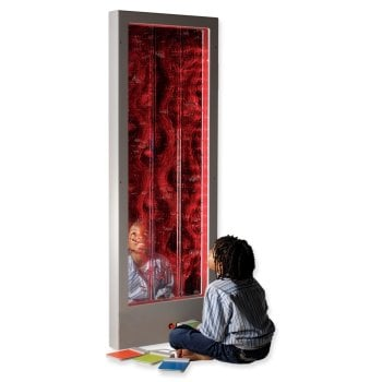 Interactive Bubble Wall Panel**