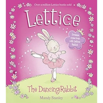 Lettice the Dancing Rabbit Childrens Book