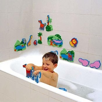 Magic Creations - Jungle Fun Bath Toys