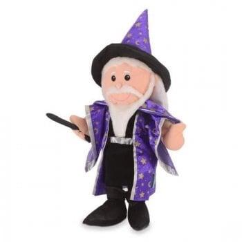 Fiesta Crafts Merlin the Wizard Hand Puppet