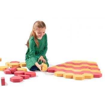 Life Like Foam Paver Building Blocks (30 pc set)