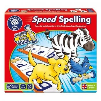 Speed Spelling - A fast paced game which makes spelling fun