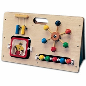 Small Wooden Manipulative Activity Centre