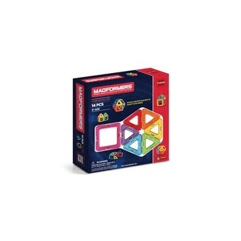 Magformers 14 - Basic Magnetic Construction Set