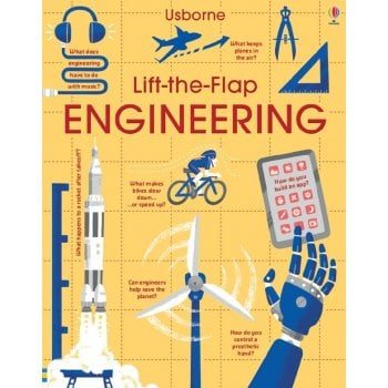 Lift The Flap Engineering Book