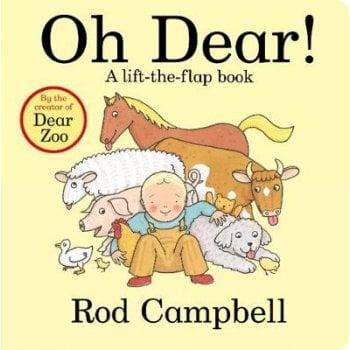 Lift The Flap Book - Oh Dear!