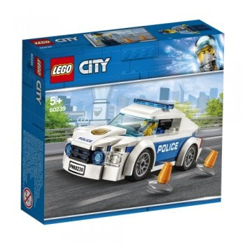 LEGO® Police Patrol Car