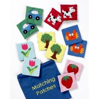 Matching Patches - Help develop matching skills
