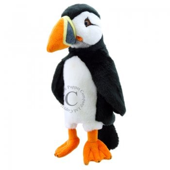 Puffin - Long-Sleeved Hand Puppet