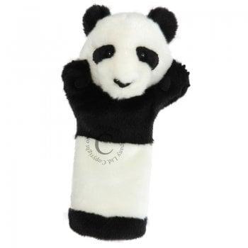 Panda - Long-Sleeved Hand Puppet