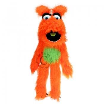 Orange Monster Puppet