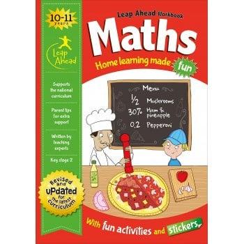 Leap Ahead Maths Basics 10-11 Workbook