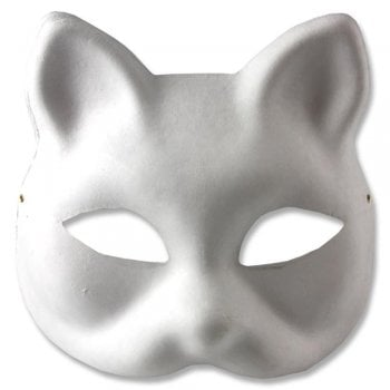Make Your Own Cat Mask