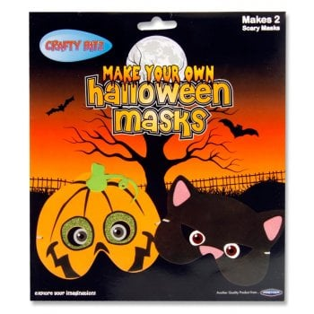 Make Your Own Halloween Mask