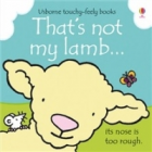 Thats Not My Lamb Book