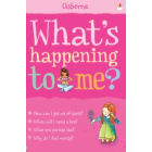 Whats happening to me? (girl) book - A book about puberty