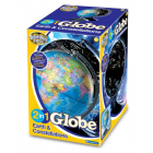 2 in 1 Globe Earth & Constellations Illuminated Star Educational Toy