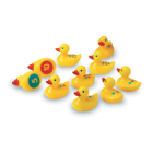 Smart Splash Number Fun Ducks - Hydrotheraphy and bath play