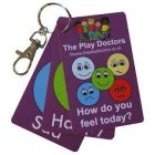 How do you feel today key ring*