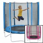 Plum® 6ft Trampoline and Enclosure**