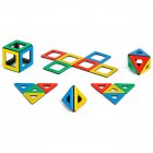 Magnetic Polydron Set - 32 Pieces*