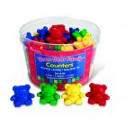 Three Bear Family Counters® Basic Set, 4 colours