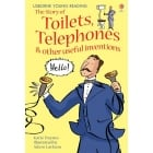 Young Reading Series One The Story of Toilets, Telephones & other useful inventions book
