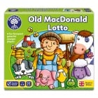 Old MacDonald Lotto - early learning matching game